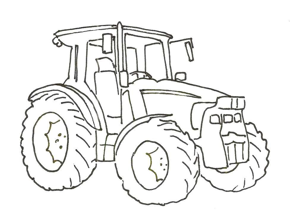 For kids malfertheiner landmaschinen for Pimpa da stampare e colorare