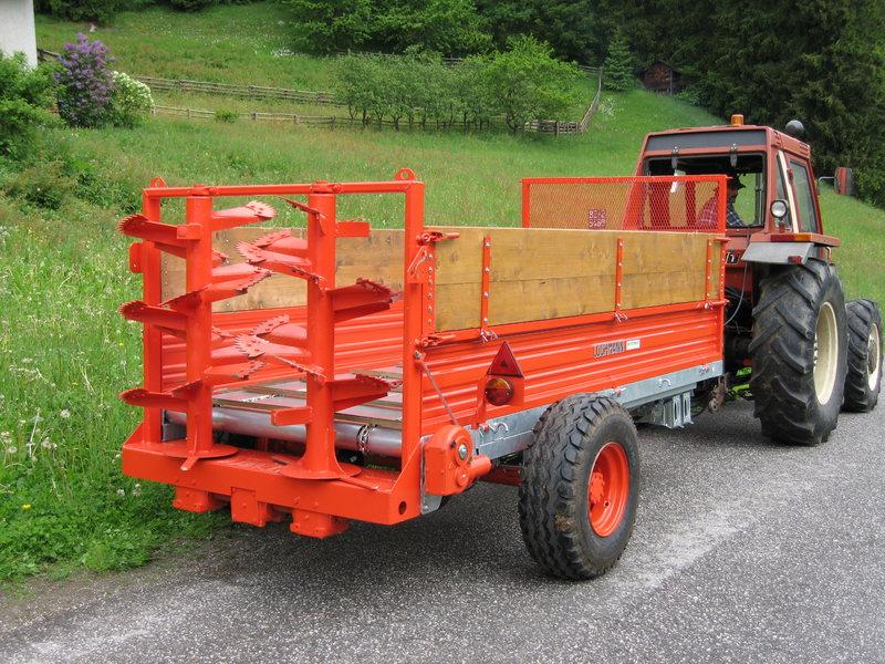 Lochmann malfertheiner landmaschinen for Lochmann rimorchi usati